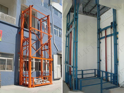 Vertical Cargo Lift: the Best Loading and Unloading Solution for Construction Site!
