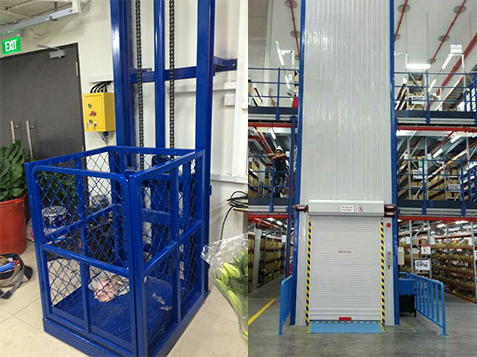 Importing an Affordable Goods Lift From China